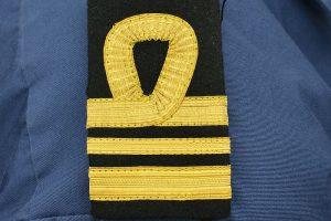 Zeekadet Officier Eerste Klasse